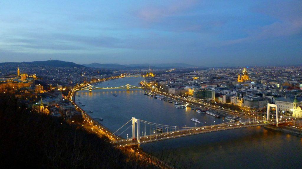 Budapest, Danube River