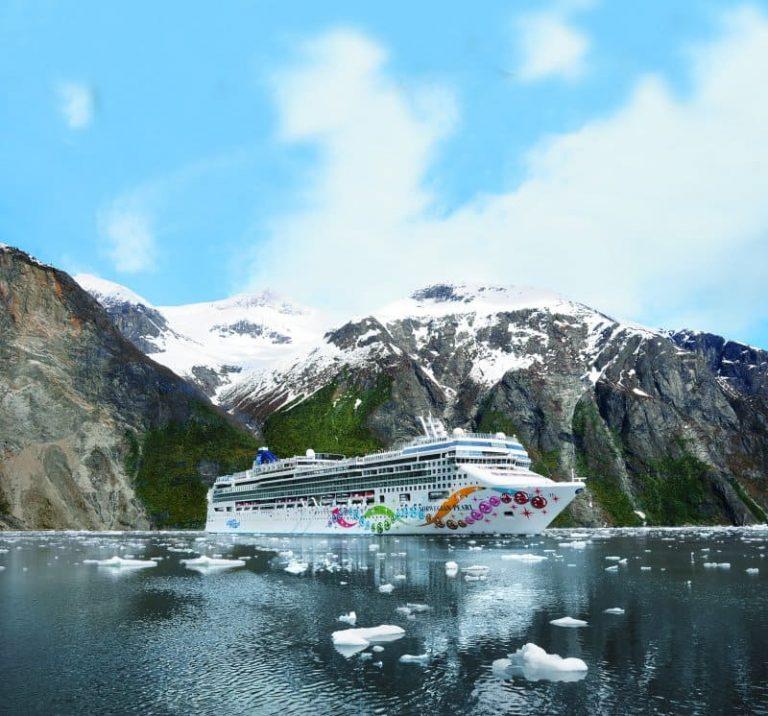 Norwegian Pearl, Alaska - Photo by Norwegian Cruise Line