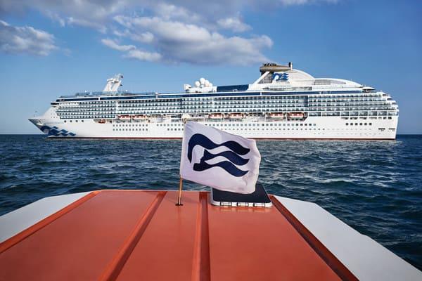 Princess Cruises - Photo by Princess Cruise Line