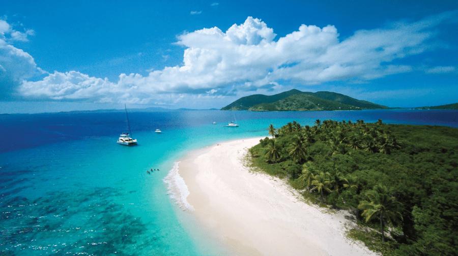 British Virgin Islands - Photo by Holland America Cruise Line