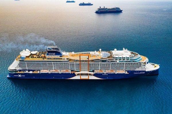 Celebrity Edge - Photo by Celebrity Cruises