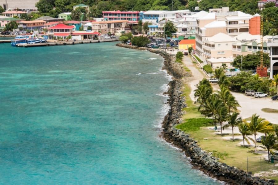Cruise Port of Tortola, BVI