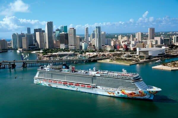Norwegian Getaway, Miami - Photo by Norwegian Cruise Line