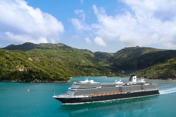 Rotterdam Cruise Ship - Photo by Holland America Cruise Line
