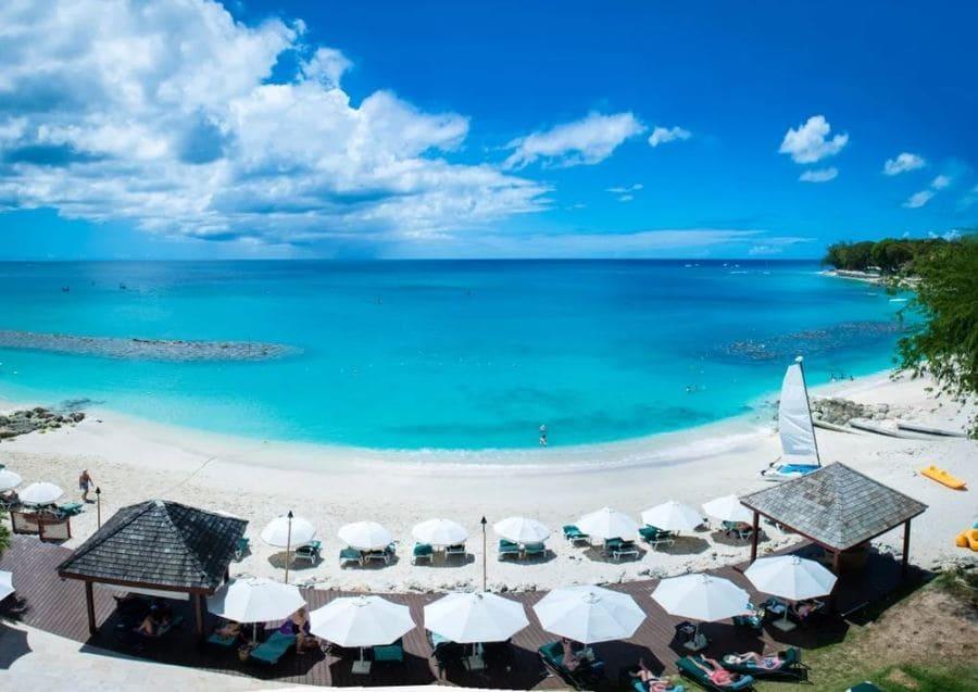 Beach at Mango Bay - Photo by Mango Bay Hotel