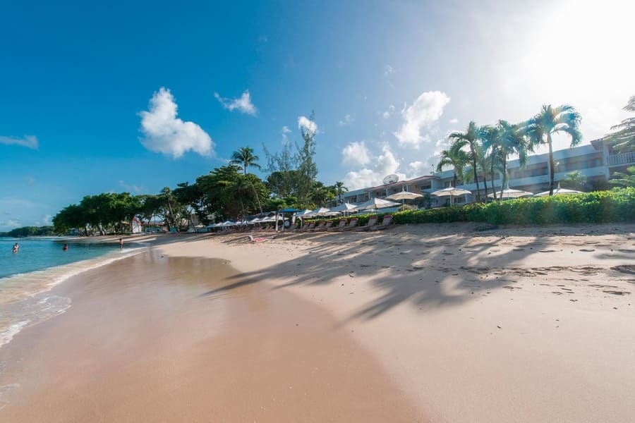 Beach at The House - Photo by Elegant Hotels