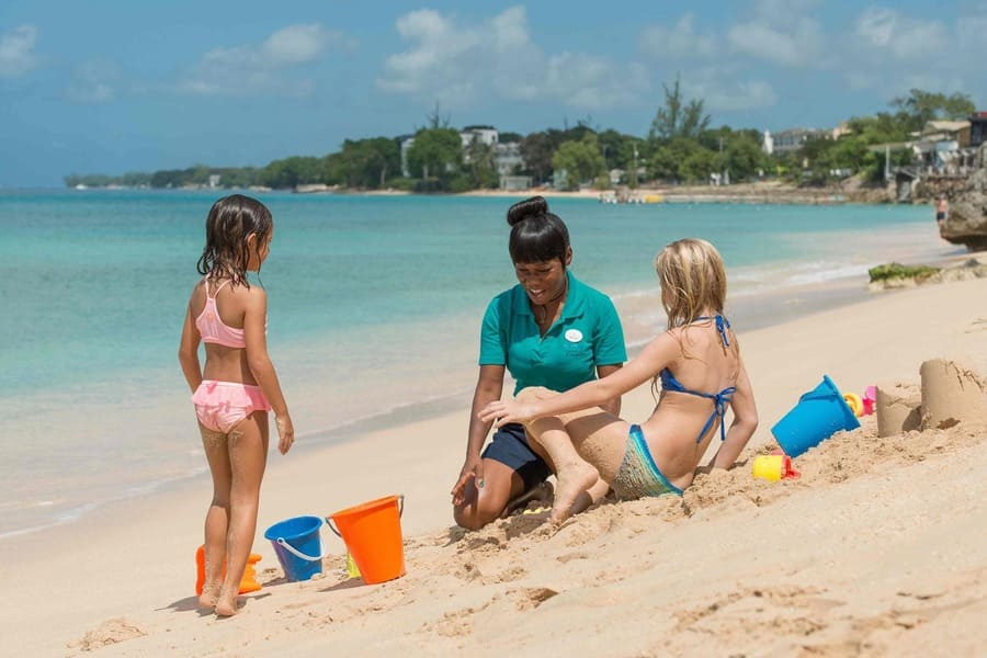 Kids Club at The Colony Club - Photo by Elegant Hotels