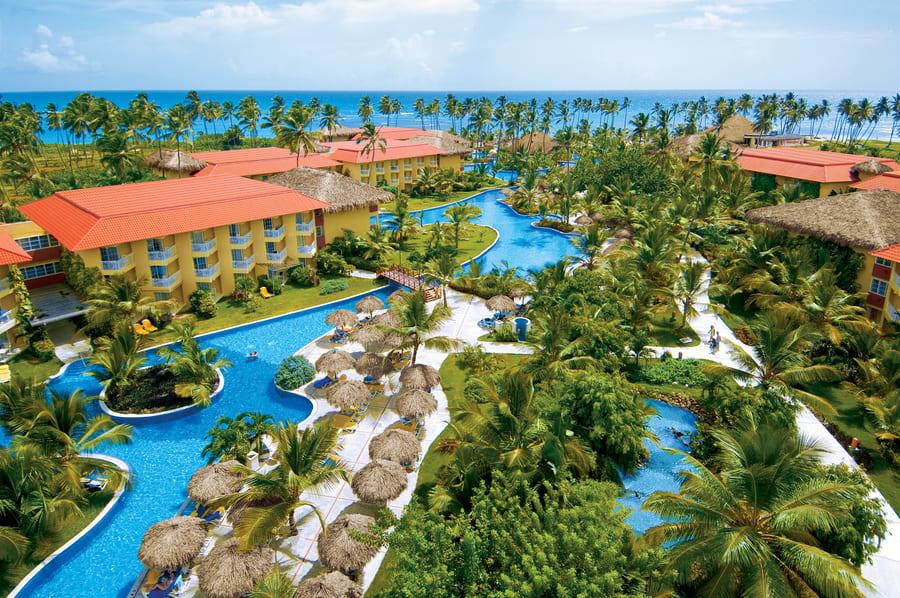 Aerial view - Photo credit Dreams Punta Cana Resort & Spa