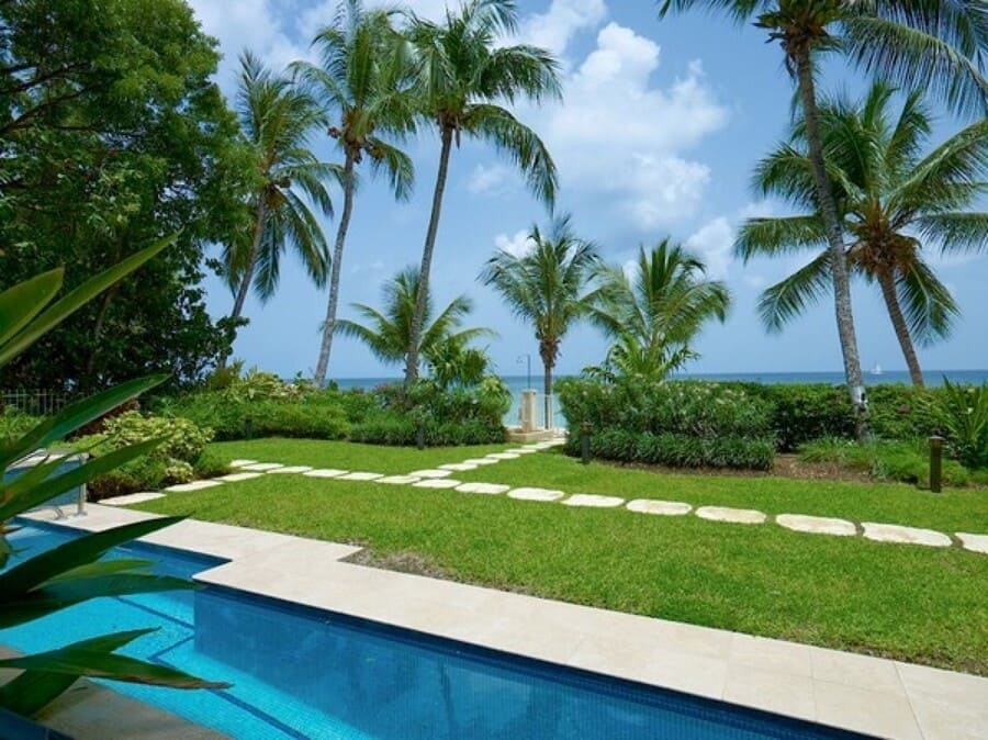 Beach access at Smugglers 1 Villa - Photo credit ExceptionalVillas