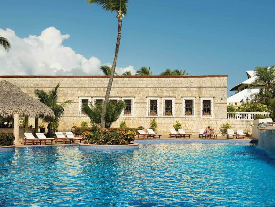 Excellence Club Pool - Photo credit Excellence Punta Cana