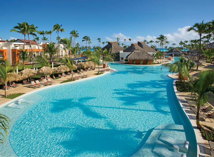 Main pool - Photo credit Breathless Punta Cana Resort & Spa