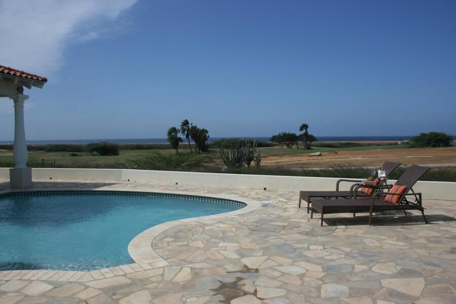 Pool View at La Colina - Photo credit VillaAway