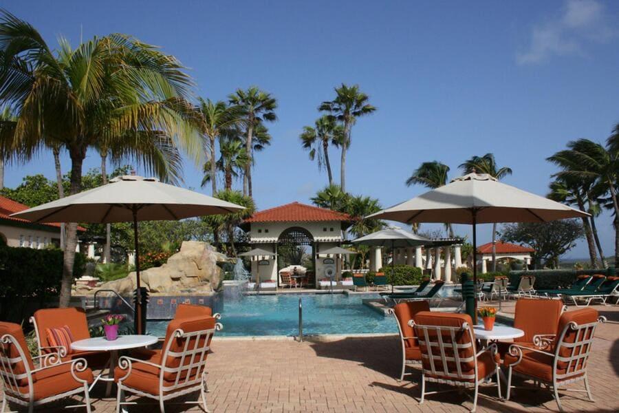 Pool at Mesa Vista 54 Villa - Photo credit VillaAway
