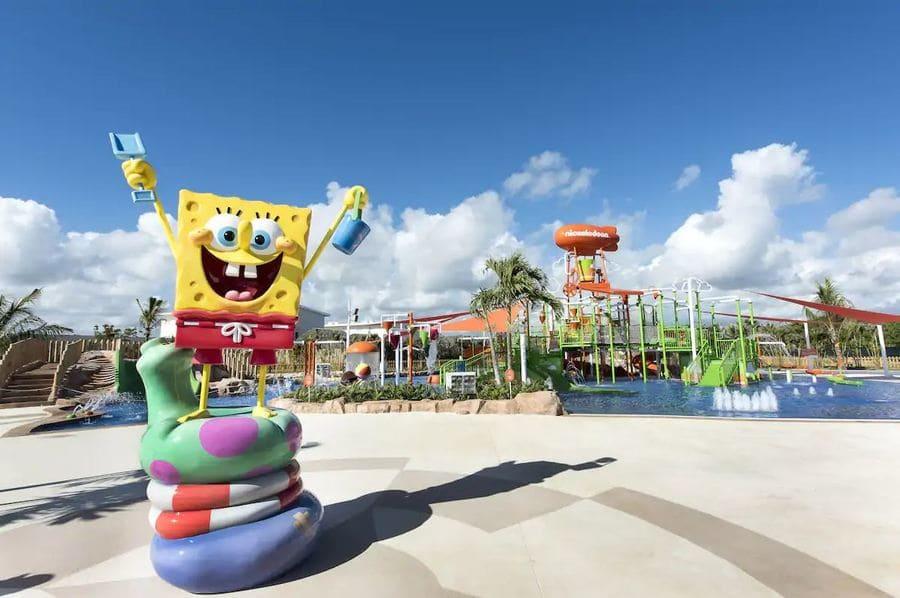 Pool at Nickelodeon Hotels & Resorts Punta Cana - Photo credit Expedia