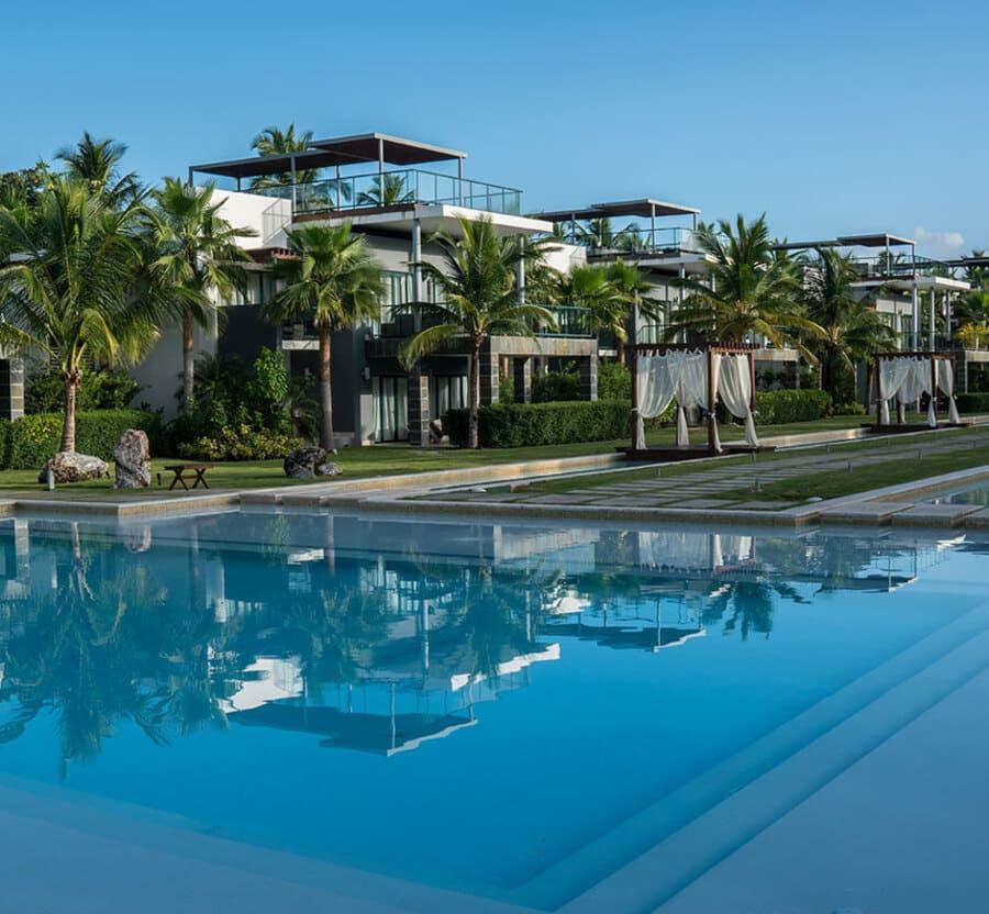 Casitas - Photo credit Sublime Samana Hotel & Residences