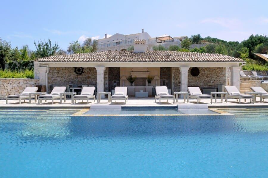 Cassiopeia House at The Kassiopia Estate, Corfu, Greece