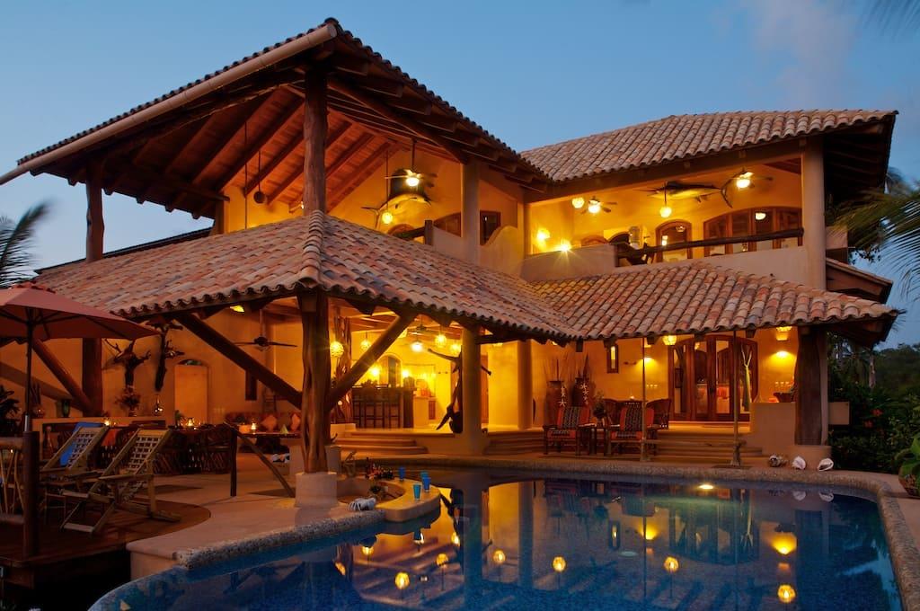 Exterior View - Photo credit Villa Festiva