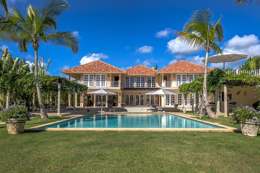 Exterior view - Photo credit Arrecife Estate