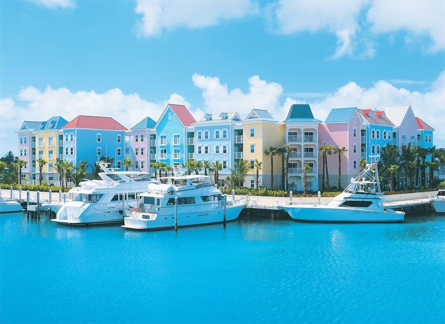 Exterior view - Photo credit Harborside Resort Atlantis