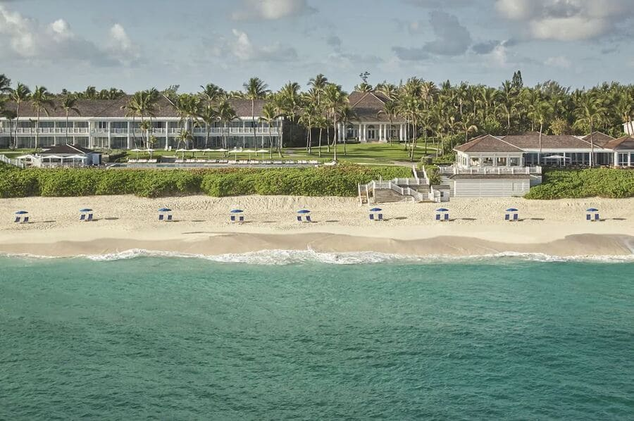 Exterior view - Photo credit The Ocean Club, a Four Seasons Resort