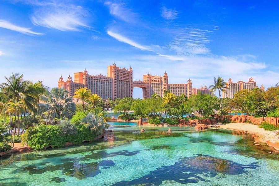 Exterior view - Photo credit The Royal at Atlantis, Paradise Island