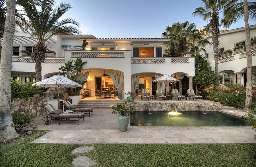 Exterior view of Villa 431 - Photo credit Villasofdistinction