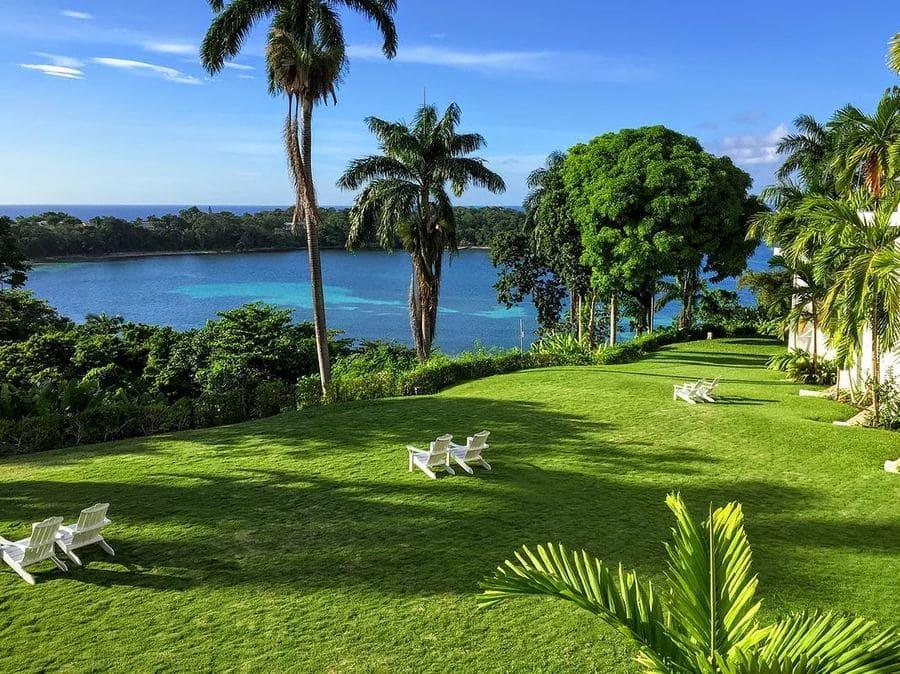Photo credit Goblin Hill Villas at San San Bay