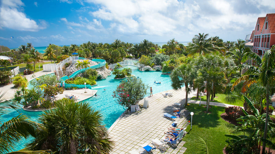Pool area - Photo credit Taino Beach Resort & Clubs