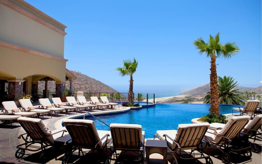 Pool views - Photo credit Montecristo Estates Luxury Villas
