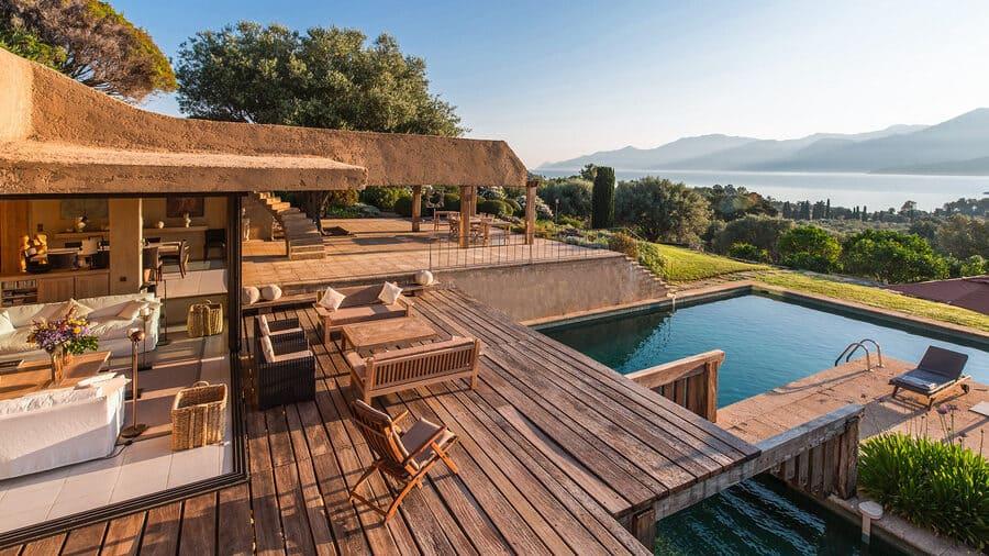 Villa du Cap, Corsica Saint Florent - Photo credit Villanovo